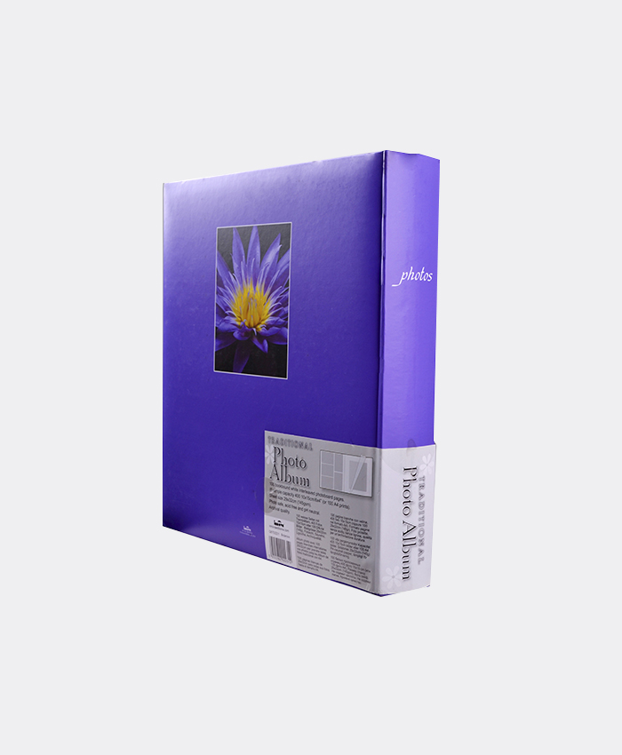 ALBUM-FLOR-100-PGS-NEGRO